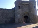 Carmarthen Castle, Death Place of Edmund Tudor in 1456