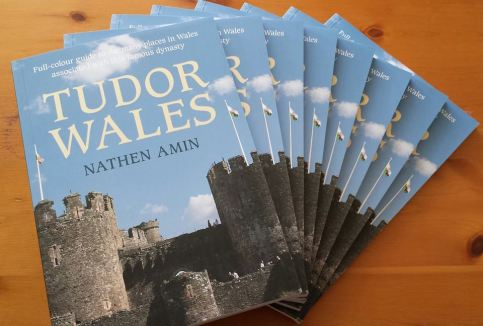 Tudor Wales covers