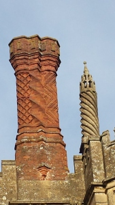 Early Tudor Chimneys